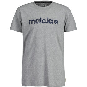 Maloja SarpangM. T-Shirt Men grey melange